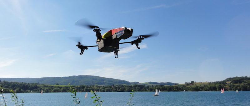 parrot drone hong kong