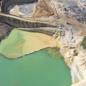 Drone riprese geologia